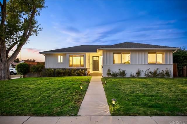 23055 Gilmore Street, West Hills, CA 91307 (#SR21231998) :: Latrice Deluna Homes