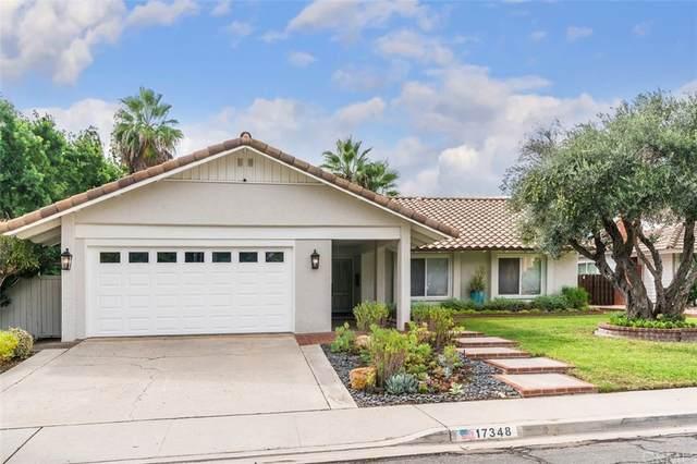 17348 Francisco Drive, Rancho Bernardo, CA 92128 (#OC21213967) :: The M&M Team Realty