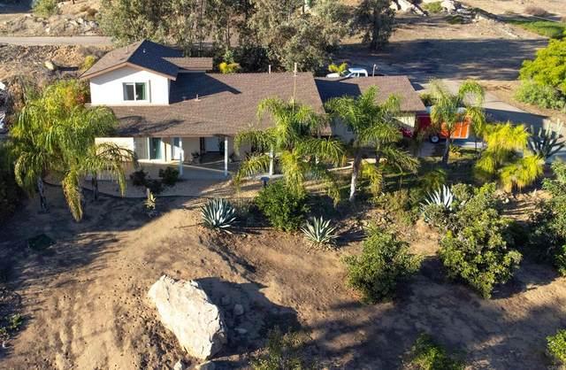 456 Pile Street, Ramona, CA 92065 (#PTP2107333) :: Swack Real Estate Group   Keller Williams Realty Central Coast