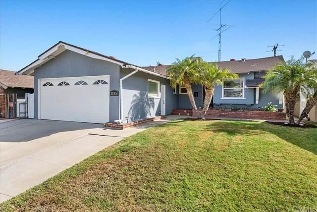 25306 Doria Avenue, Lomita, CA 90717 (#SB21231573) :: Robyn Icenhower & Associates