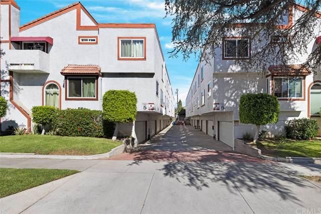 2231 Cedar Street B, Alhambra, CA 91801 (#OC21231836) :: The Laffins Real Estate Team
