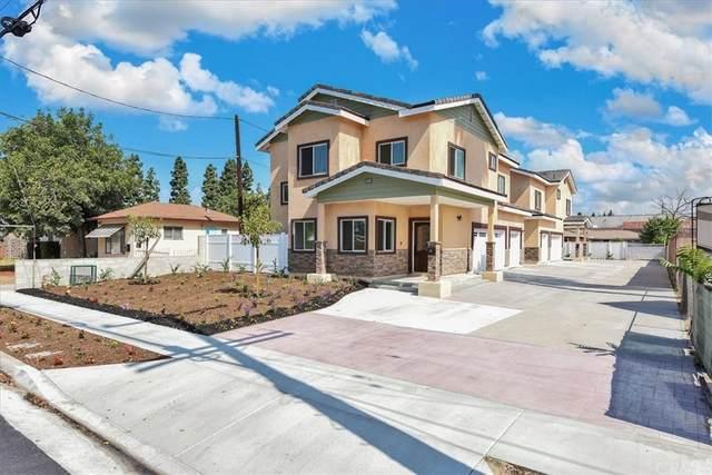 9561 A Ramona Street, Bellflower, CA 90706 (#PW21232005) :: Cochren Realty Team | KW the Lakes