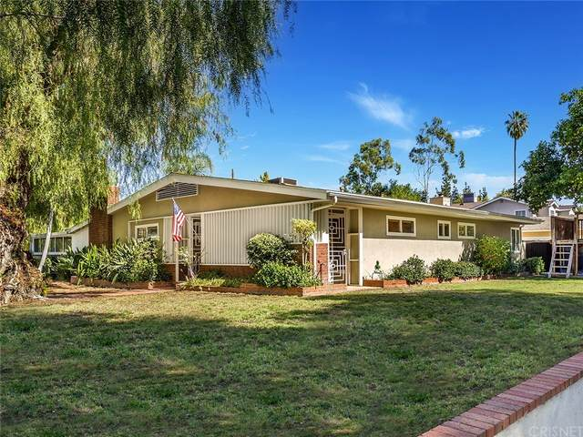 4870 San Feliciano Drive, Woodland Hills, CA 91364 (#SR21231284) :: The M&M Team Realty