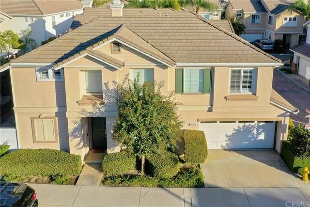16348 Creekside Place, La Mirada, CA 90638 (#DW21231544) :: The M&M Team Realty