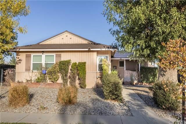11012 Marklein Avenue, Mission Hills (San Fernando), CA 91345 (#SR21232007) :: The Kohler Group