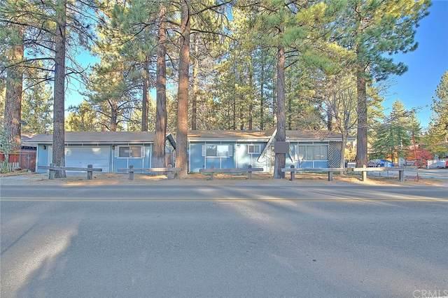 1141 Robinhood Boulevard, Big Bear, CA 92314 (#CV21231231) :: Mainstreet Realtors®