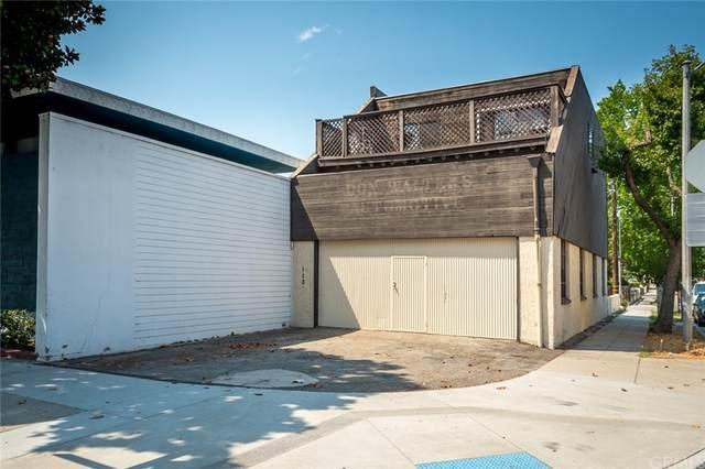 113 N Buena Vista Street, Burbank, CA 91505 (#BB21227914) :: The Parsons Team