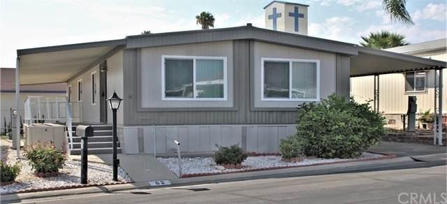 2692 Highland Ave #83, Highland, CA 92346 (#EV21232096) :: Necol Realty Group
