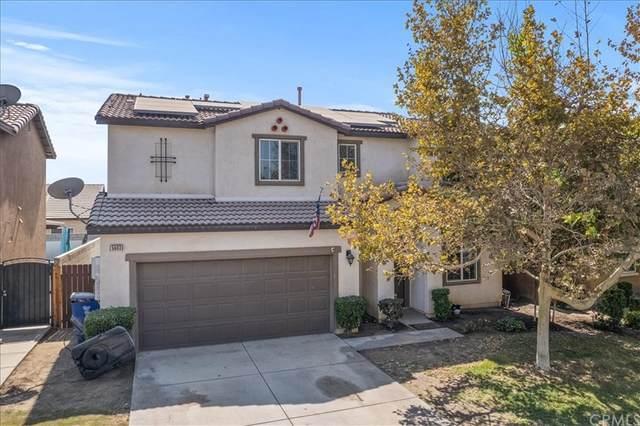 5603 Woodard Ridge Dr, Bakersfield, CA 93313 (#SB21232102) :: Realty ONE Group Empire