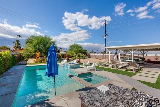 1809 Marguerite Street, Palm Springs, CA 92264 (#NDP2111916) :: Robyn Icenhower & Associates