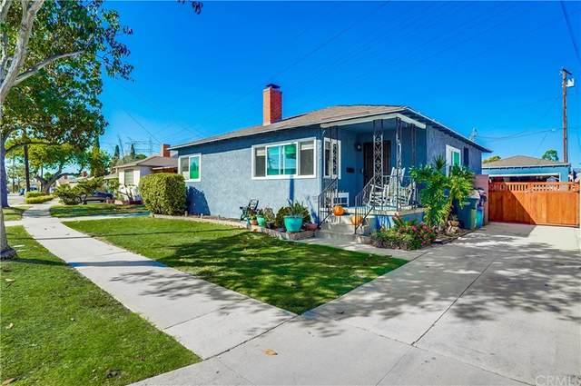 4025 Ashworth Street, Lakewood, CA 90712 (#PW21231988) :: Wendy Rich-Soto and Associates