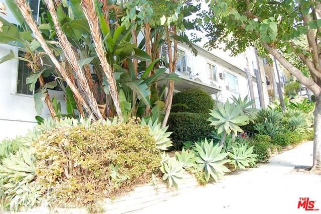 1111 Larrabee Street, West Hollywood, CA 90069 (#21796954) :: The Kohler Group