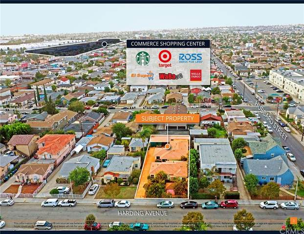 711 Harding Avenue, East Los Angeles, CA 90022 (#PW21232147) :: Dave Shorter Real Estate