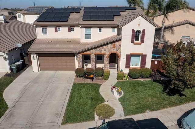 3945 Menton Court, Merced, CA 95348 (#MC21231703) :: Cane Real Estate