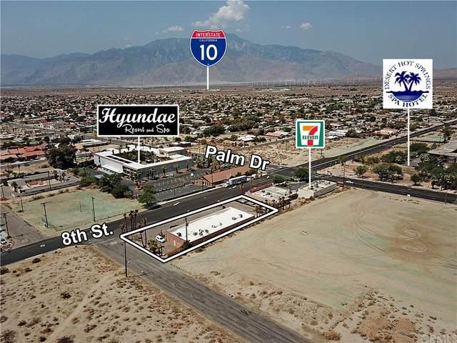 66580 8th Street, Desert Hot Springs, CA 92240 (#EV21232143) :: The M&M Team Realty