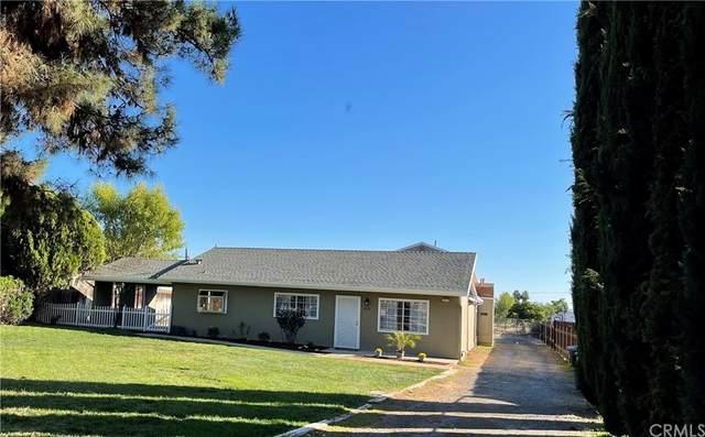 479 W Avenue L, Calimesa, CA 92320 (#EV21232090) :: A G Amaya Group Real Estate