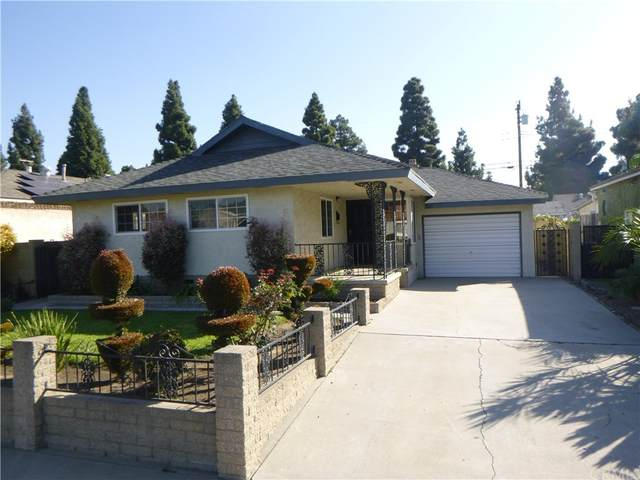 4938 Fidler Avenue, Lakewood, CA 90712 (#PW21229848) :: Wendy Rich-Soto and Associates