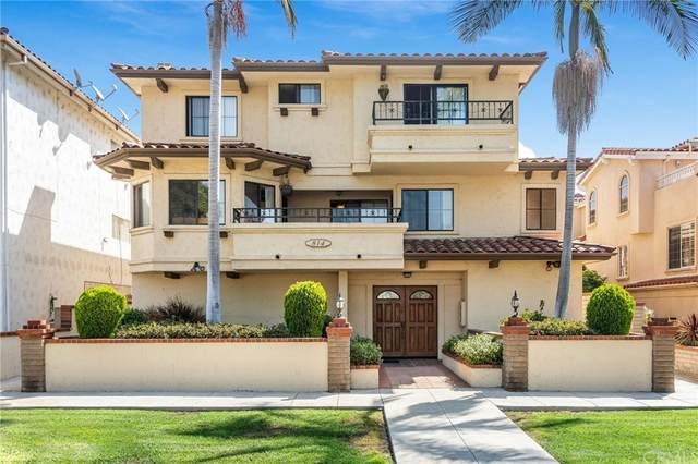 814 S Patton Avenue #1, San Pedro, CA 90731 (#PV21232163) :: Dave Shorter Real Estate