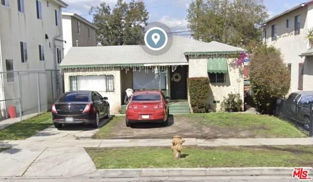 221 E 120Th Street, Los Angeles (City), CA 90061 (#21796782) :: The Kohler Group