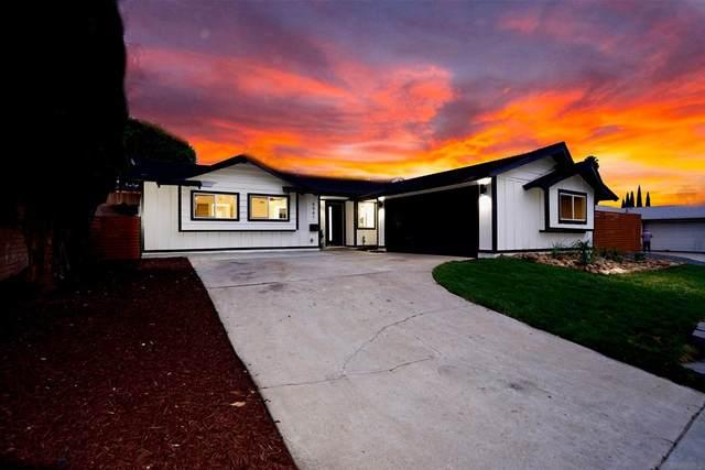 6561 Cowles Mt, San Diego, CA 92119 (#210029314) :: Latrice Deluna Homes