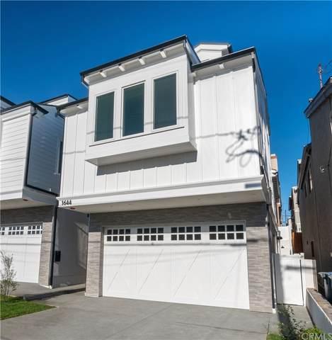 1644 Goodman Avenue, Redondo Beach, CA 90278 (#SB21231901) :: Cochren Realty Team | KW the Lakes