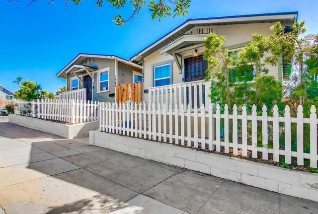1943 45 Market St, San Diego, CA 92102 (#210029311) :: The M&M Team Realty