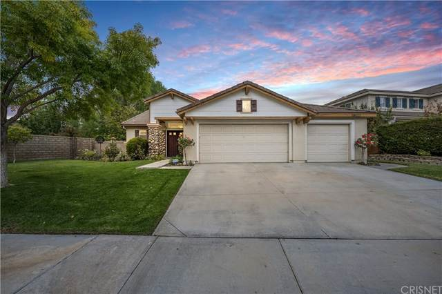 26425 Puffin Place, Canyon Country, CA 91387 (#SR21230596) :: eXp Realty of California Inc.
