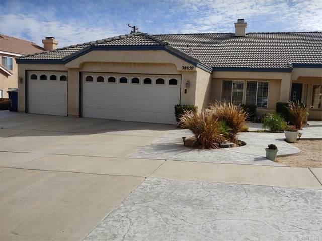38650 Juniper Treet Road, Palmdale, CA 93551 (#SR21232257) :: The M&M Team Realty