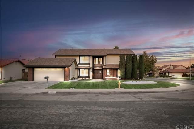 43434 Vista Circle Drive, Lancaster, CA 93536 (#SR21231489) :: Robyn Icenhower & Associates