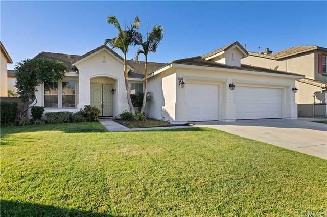 13509 Quail Run Road, Corona, CA 92880 (#EV21231229) :: Latrice Deluna Homes