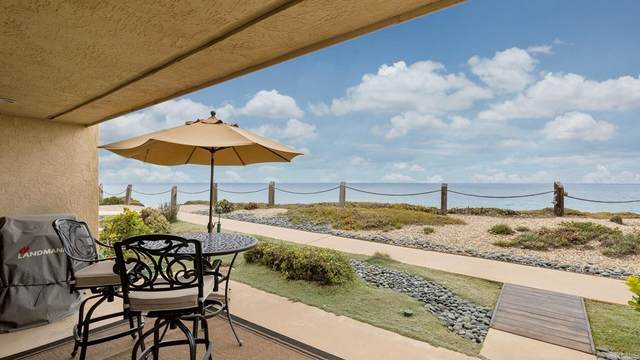 435 S Sierra Avenue #114, Solana Beach, CA 92075 (#NDP2111924) :: Latrice Deluna Homes