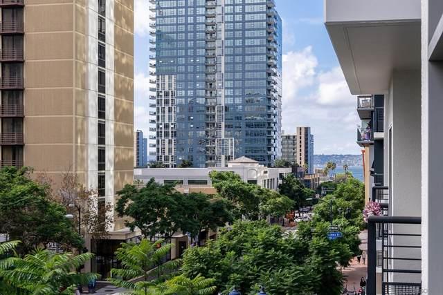 425 W Beech St. #403, San Diego, CA 92101 (#210029326) :: RE/MAX Empire Properties
