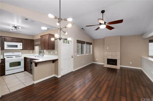 7362 Greenhaven Avenue #49, Rancho Cucamonga, CA 91730 (#CV21231322) :: The Laffins Real Estate Team