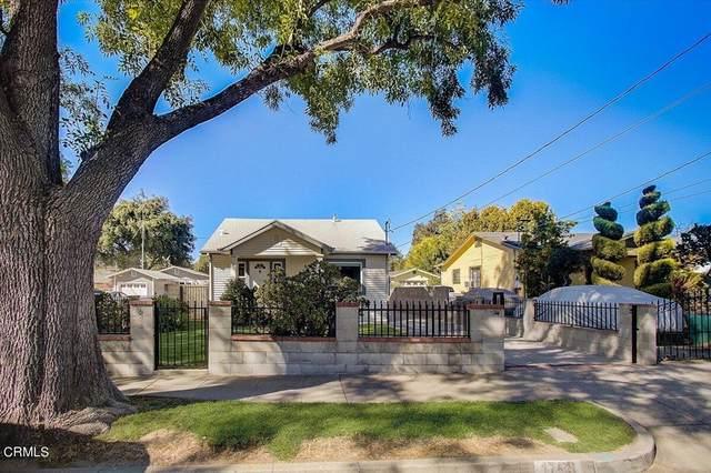1753 Mentone Avenue, Pasadena, CA 91103 (#P1-7159) :: The M&M Team Realty