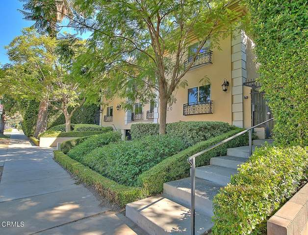 420 S Oak Knoll Avenue #11, Pasadena, CA 91101 (#P1-7160) :: The M&M Team Realty