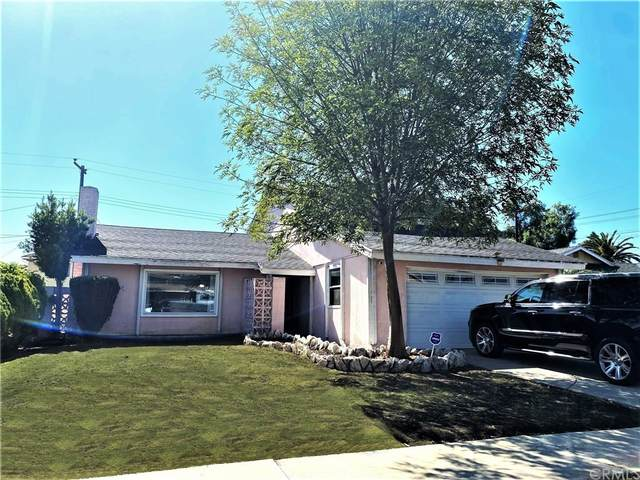 314 E Collamer Drive, Carson, CA 90746 (#IN21228357) :: RE/MAX Empire Properties