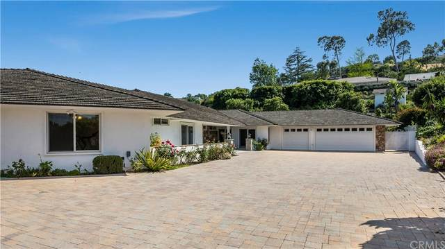 2 Bowie Road, Rolling Hills, CA 90274 (#WS21232294) :: Compass