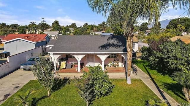 201 Collwood Avenue, La Puente, CA 91746 (#PW21232312) :: Mainstreet Realtors®