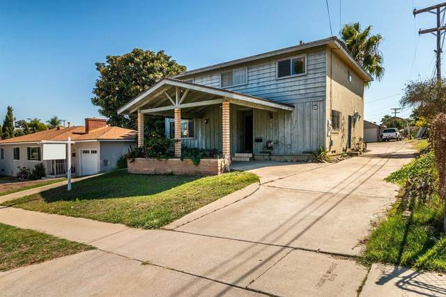 80 E I Street, Chula Vista, CA 91910 (#PTP2107340) :: Mainstreet Realtors®