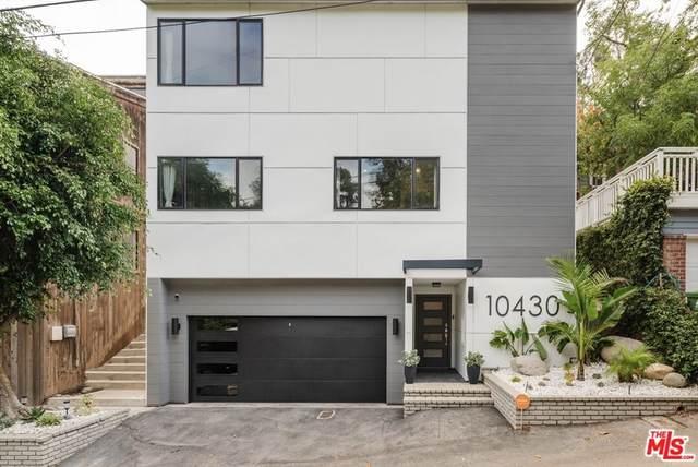 10430 Scenario Lane, Los Angeles (City), CA 90077 (#21797158) :: Swack Real Estate Group | Keller Williams Realty Central Coast