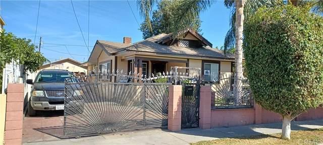 1167 E 58th Drive, Los Angeles (City), CA 90001 (#DW21226431) :: RE/MAX Freedom