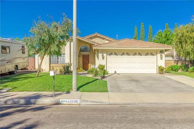44323 Ruthron Avenue, Lancaster, CA 93536 (#SR21232332) :: Cesi Pagano & Associates