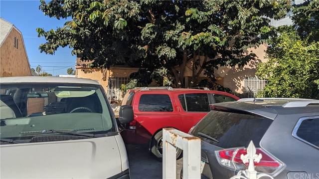 615 N Kingsley Drive, Los Angeles (City), CA 90004 (#CV21223258) :: Wendy Rich-Soto and Associates