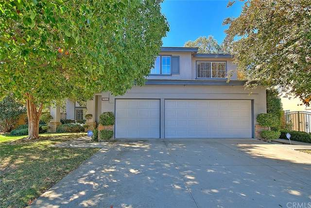 14868 Summit Trail Road, Chino Hills, CA 91709 (#TR21232329) :: Necol Realty Group
