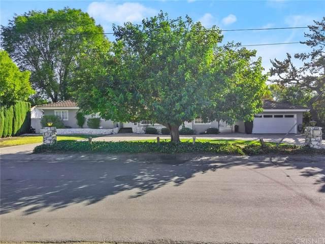 8448 Jamieson Avenue, Northridge, CA 91325 (#SR21230788) :: Swack Real Estate Group | Keller Williams Realty Central Coast
