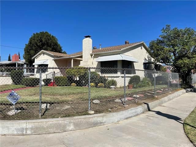 10662 Haddon Avenue, Pacoima, CA 91331 (#SR21232231) :: Robyn Icenhower & Associates