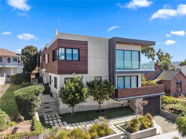 928 S Juanita Avenue B, Redondo Beach, CA 90277 (#SB21120693) :: Wendy Rich-Soto and Associates