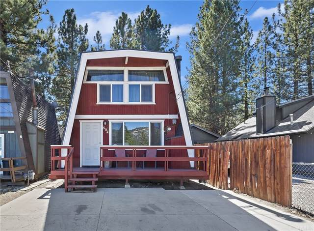804 W Country Club Boulevard, Big Bear, CA 92314 (#SW21232309) :: Mainstreet Realtors®