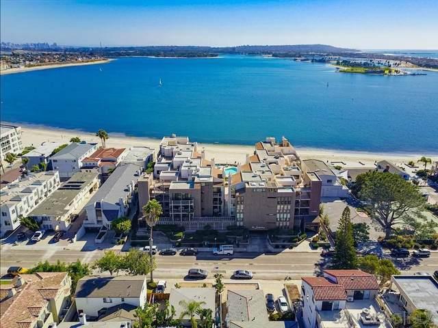 1145 Pacific Beach #308, San Diego, CA 92109 (#210029339) :: Bob Kelly Team