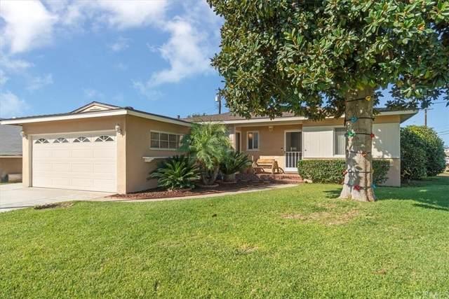 4145 N Hartley Avenue, Covina, CA 91722 (#CV21232348) :: Realty ONE Group Empire
